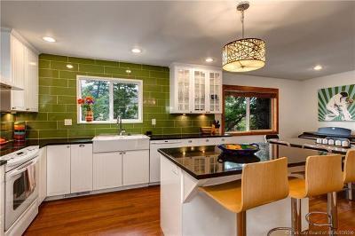 Park City Single Family Home For Sale: 105 Parkview Terrace