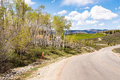 Park City Residential Lots & Land For Sale: 7657 N Promontory Ranch Road
