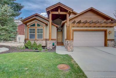 Single Family Home For Sale: 12607 N Deer Mountain Boulevard