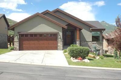Single Family Home For Sale: 1160 Sunburst Lane