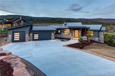 Tuhaye, Red Ledges Single Family Home For Sale: 886 N Explorer Peak Drive (Lot 422)
