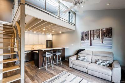 Park City Single Family Home For Sale: 2255 Sidewinder Drive #630