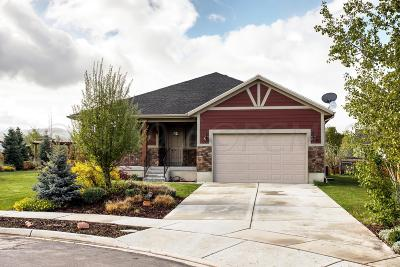 Heber City Single Family Home For Sale: 576 S 300 South