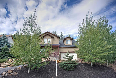 Park City Single Family Home For Sale: 7501 Susans Circle
