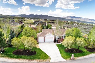 Single Family Home For Sale: 4828 E 1250 South