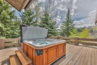 Park City Single Family Home For Sale: 235 Golden Eagle