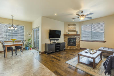 Heber City Single Family Home For Sale: 1291 W Black Rock Trail #F
