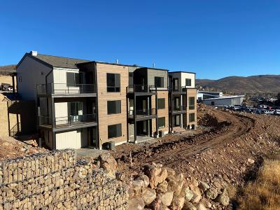 Park City Condo/Townhouse For Sale: 8222 N Toll Creek Lane #115