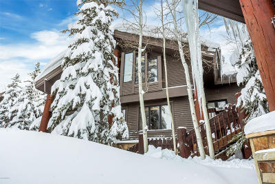 Park City Condo/Townhouse For Sale: 8165 Royal Street #9