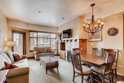 Park City Condo/Townhouse For Sale: 3720 N Sundial Court #B216