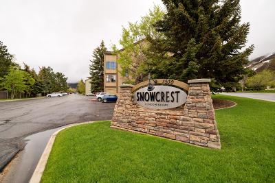 Park City Single Family Home For Sale: 1530 Empire Avenue #105