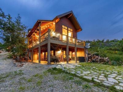 Wanship, Hoytsville, Coalville, Echo, Henefer Single Family Home For Sale: 2463 Bullmoose Drive