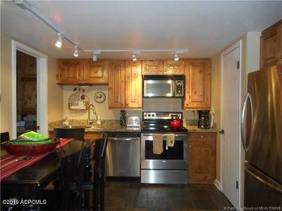 Park City Condo/Townhouse For Sale: 2025 Canyons Resort Drive #C7
