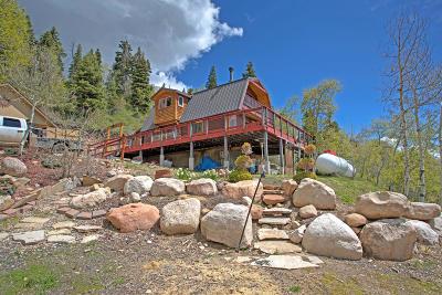 Wanship, Hoytsville, Coalville, Echo, Henefer Single Family Home For Sale: 1394 Elk Road