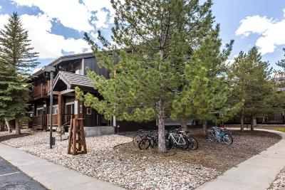 Park City Condo/Townhouse For Sale: 2325 Sidewinder Drive #836