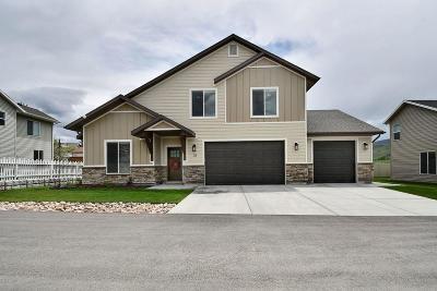 Wanship, Hoytsville, Coalville, Echo, Henefer Single Family Home For Sale: 25 W Zetta Lane