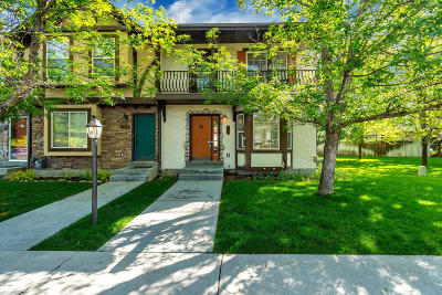 Midway Condo/Townhouse For Sale: 175 S Hamlet Circle