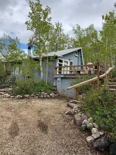 Oakley, Peoa Single Family Home For Sale: 6647 E Orange Rock Road