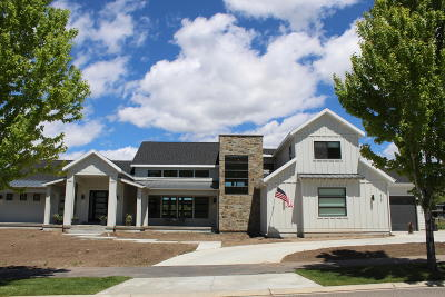 Heber City Single Family Home For Sale: 3107 Country Crossing Road