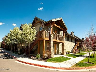 Park City Condo/Townhouse For Sale: 1705 Fox Hollow Lane #H