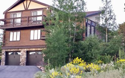 Park City Single Family Home For Sale: 6430 Mountain View Drive