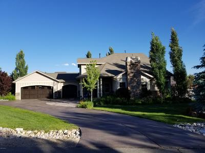 Midway Single Family Home For Sale: 1340 N Dutch Highland Drive