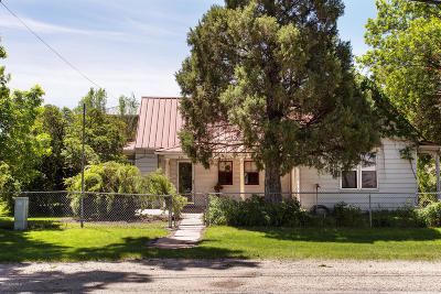 Heber City Single Family Home For Sale: 513 W Center Street