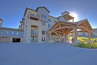 Park City Single Family Home For Sale: 2669 Canyons Resort Drive #502