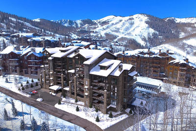 Park City Single Family Home For Sale: 7697 Village Way #403