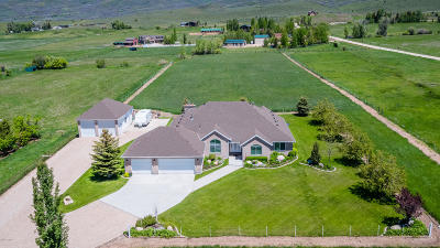 Oakley, Peoa Single Family Home For Sale: 680 W North Bench Road
