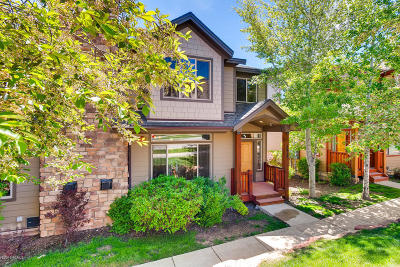 Park City Condo/Townhouse For Sale: 5618 N Oslo Lane #T136