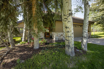 Park City Single Family Home For Sale: 3220 Upland Circle