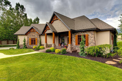 Single Family Home For Sale: 975 N 440 E Martha Lane