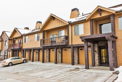 Heber City Single Family Home For Sale: 14345 N Buck Horn Trail #H
