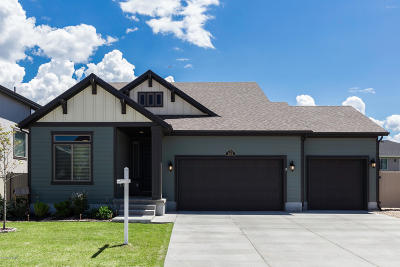 Heber City Single Family Home For Sale: 2153 S 150 East