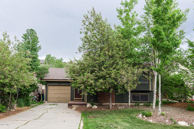 Park City Single Family Home For Sale: 5833 N Kingsford Avenue