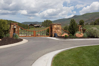 Tuhaye, Red Ledges Residential Lots & Land For Sale: 141 Haystack Mountain Drive
