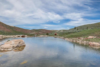 Oakley, Peoa Residential Lots & Land For Sale: 51 Lost Creek Canyon Road