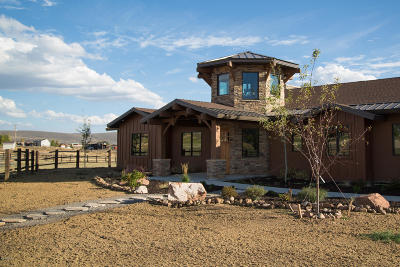 Park City Single Family Home For Sale: 7750 Long Rifle Road