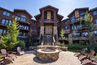 Park City Single Family Home For Sale: 2100 Frostwood Boulevard #4147