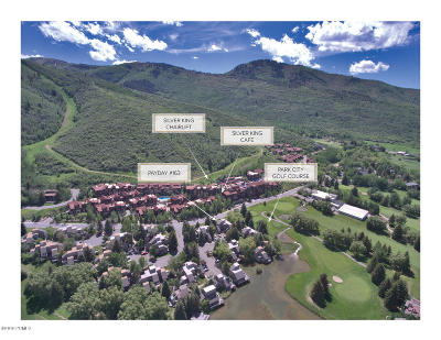 Park City Condo/Townhouse For Sale: 1700 Three Kings Drive #163