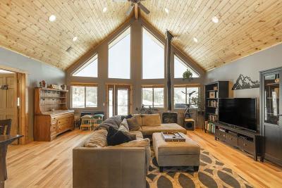 Park City Single Family Home For Sale: 7833 N Douglas Drive