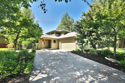 Park City Single Family Home For Sale: 2704 Meadow Creek Court