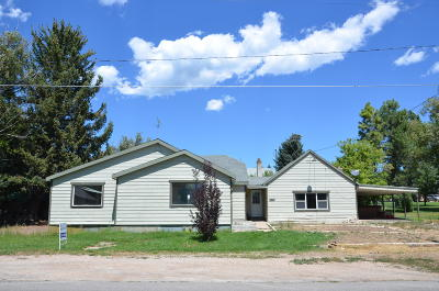 Midway Single Family Home For Sale: 184 W 100 South