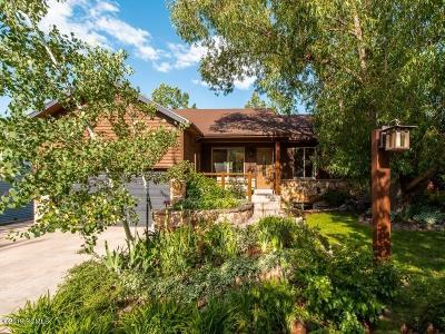 Park City Single Family Home For Sale: 3966 Last Run Drive