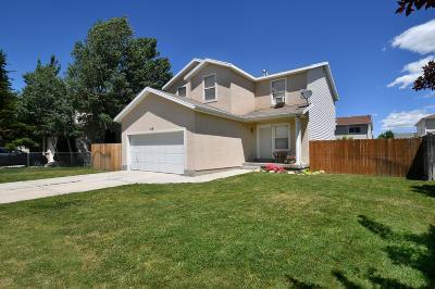 Heber City Single Family Home For Sale: 43 Horizon Avenue