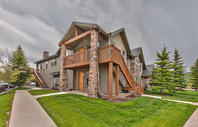 Park City Single Family Home For Sale: 1746 Redstone Avenue #C
