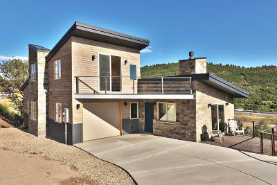 Park City Single Family Home For Sale: 335 Crestview Drive