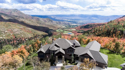 Single Family Home For Sale: 2585 Snake Creek Road