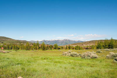 Heber City Residential Lots & Land For Sale: 6685 E Cliff View Ct, Lot #1